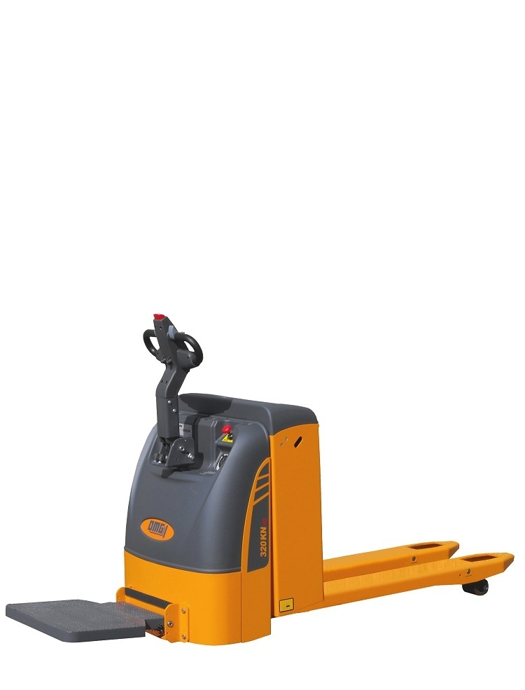 Electric pallet truck OMG 320 KN-P AC From 2000 kg