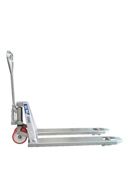 TM-20/S Stainless steel hand pallet truck (SW) capacity from 2.000 Kg