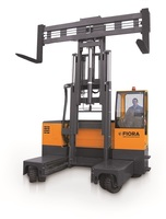 OMG FIORA H 40-50-60 Electric multidirectional sideloader