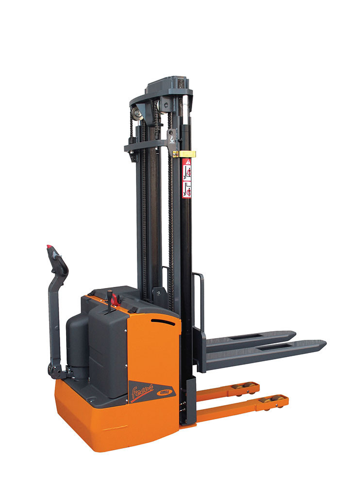 Electric stacker OMG Focus AC Q = From 1200 kg to 1400 kg