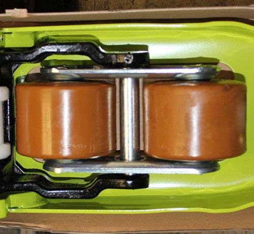GS PRO 3T Poly dubbel vorkwiel Poly 800x525 mm 3000 kg