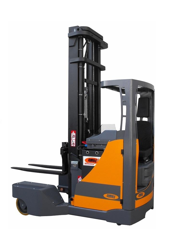 OMG Neos II 25 4-D 4 weg / meerweg reachtruck hefvermogen vanaf 2500 kg