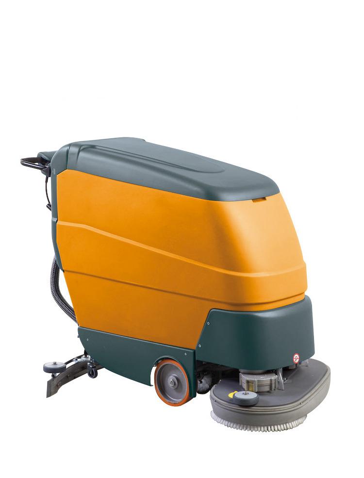 Walk-behind scrubber-dryer omg Aquos 21 - 26 -32 | ACD Handling