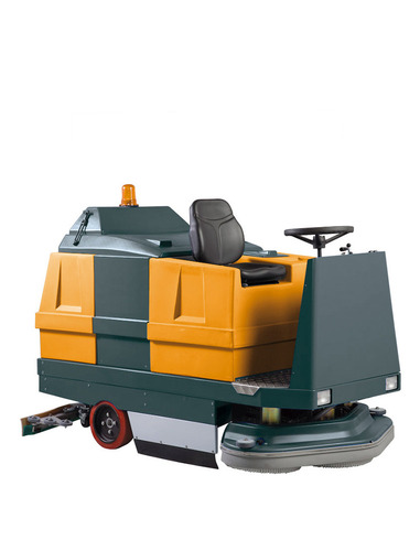 . Ride-on scrubber-dryer . OMG 42 & 60