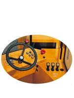 LAT Chariot latéral multidirectionnel à mât rétractable Q = à partir de 2000 kg