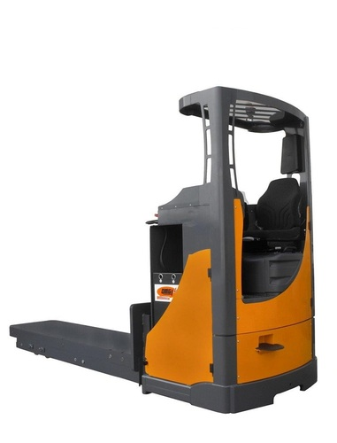 Pallet truck for long loads