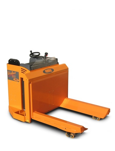 Pallet trucks, cable drum, coils transporter