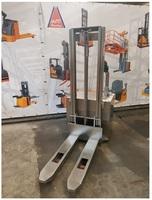12 Elektrische RVS stapelaar hefvermogen vanaf 1200 Kg