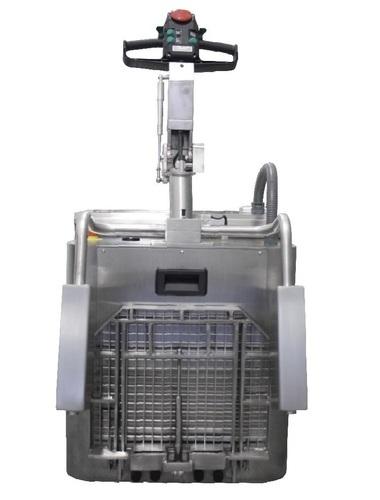 20-TP9 Elektrische RVS pallettruck hefvermogen vanaf 2000 Kg