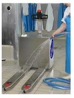 10-M Stainless steel manual stacker capacity 1000 Kg