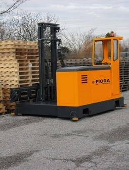 OMG FIORA B2 4 Way side loader electric