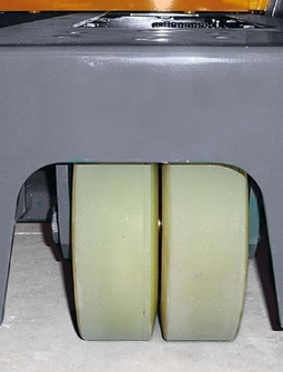 OMG FIORA CE 25-30 Electric multidirectional sideloader