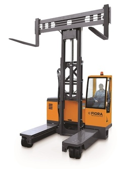 OMG FIORA COMPACT 20-25 Electric multidirectional sideloader