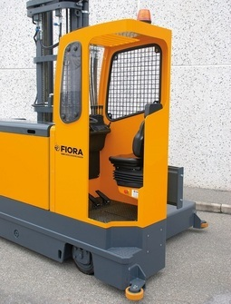 OMG FIORA S 30-35-40 Electric multidirectional sideloader