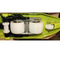 Handtranspallet GS EVO NBN nylon dubbel vorkwiel nylon 1150x525 mm 2500 kg
