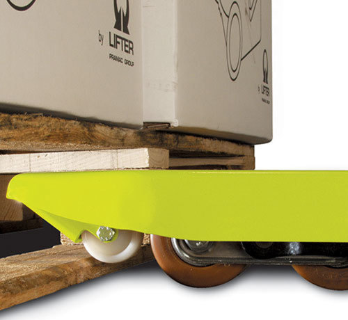 GS PRO caoutchouc roues double Polyuréthane  800x525 mm 2500 kg