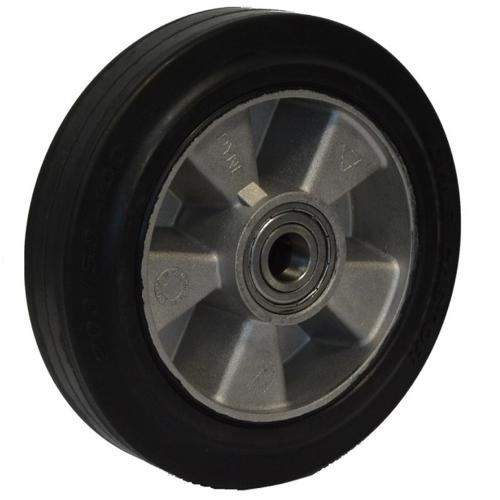 GS EVO rubber dubbel vorkwiel Polyurethaan 950x525 mm 2500 kg