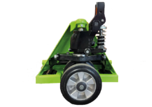 GS PRO 3T Poly roues doubles Poly  800x525 mm 3000 kg
