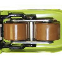 GS SPECIAL Poly dubbel vorkwiel Poly 1800x525 mm 2500 kg