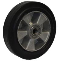 GS EVO Silence rubber fork wheel Poly 1220X525 mm 2500 kg
