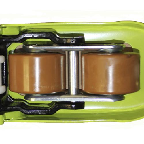 PX25 Poly dubbel vorkwiel Poly 1185x555 mm 2500 kg