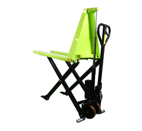 HX10 M high lift pallet truck poly 1150x540 mm 1000 kg
