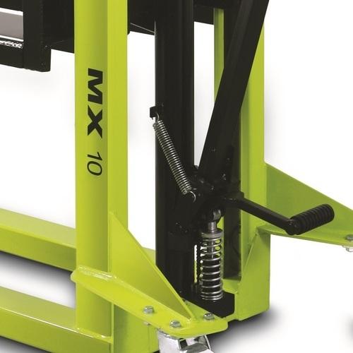 MX 1016 gerbeur hydraulique 1510 mm 1000 kg
