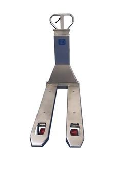 TMB-20 Transpalette peseur inox capacité de levage 2000 Kg