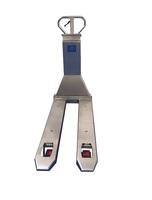 TMB-20 RVS transpallet met weegschaal hefvermogen 2000 Kg