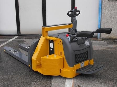 375P5-3F Slave pallet mover - Air cargo handling forklift