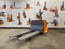 370P5-FAI Maatwerk pallettruck voor clean-room industrie