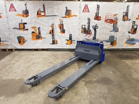 340P5-LF Custom made electric pallet truck low profil