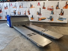 775BM-FAI Custom made pallet truck for clean room industry