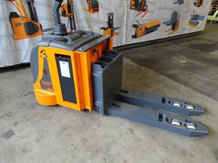 375P5-CP Custom made electric pallet truck Heavy Duty weight