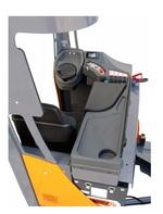 chariot à mât rétractable OMG Neos II AC Q = à partir de 1400 kg