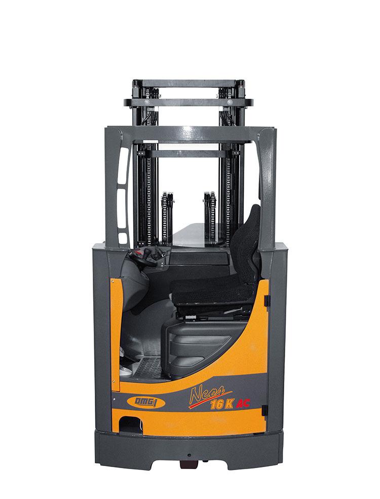 Reachtruck OMG Neos K AC Drive-In Hefvermogen vanaf 1300 kg