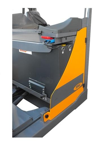 Neos II AC - K Q = à partir de 1300 kg (pour Drive-In) version compact