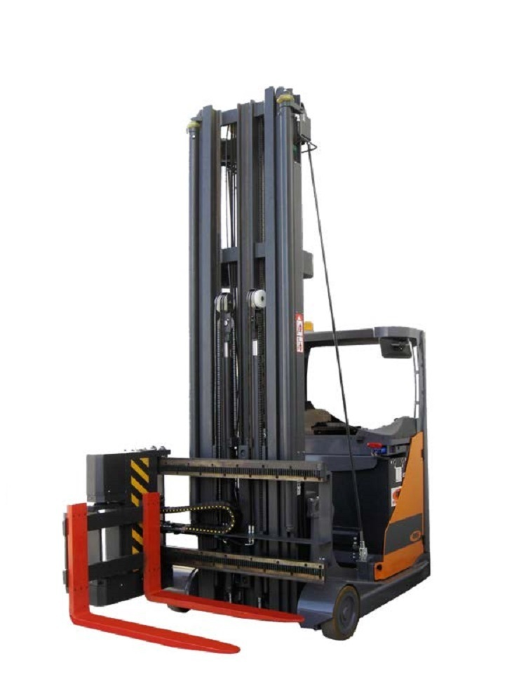 Neos II TRI AC Q = 1.000 kg lifting height 9.000mm