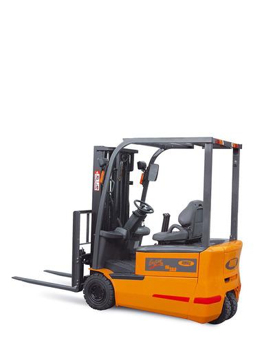 Ergos TA3 AC Capacity from 1.300 kg to 2.000 kg