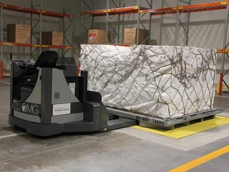 Neos-II-3F Cargo Slave pallettruck - ULD voor de luchtvaart