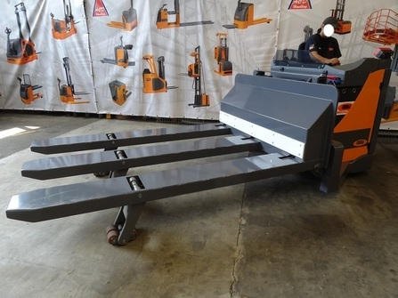 Neos-AC-3F Slave Pallet mover - ULD Containers