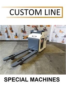 R30 Custom-made pallet truck Ride-on